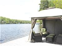 Rocknest on Lake of Bays in Muskoka