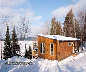 Chalet Rose-et-Lys - Exceptional modern cottage in Bouchette, Quebec- reserve now for the winter!