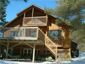 Lake Front Cottage on Lake Vernon - Minutes from Arrowhead Park and Huntsville