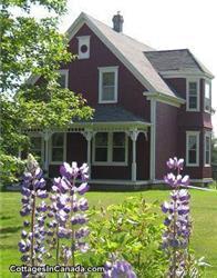 Glistening Waters Victorian Farmhouse