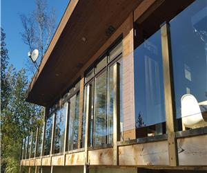 Chalet DesignPur-bord du lac