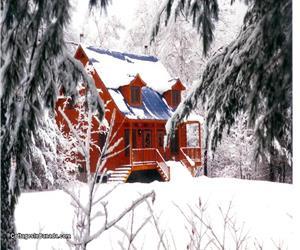 Les Maisonnettes sur le Cap lodging Quebec region Mont Ste-Anne