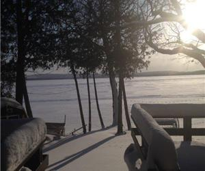 5* BRAND NEW RENOVATED WATERFRONT BASS LAKE ORILLIA NEAR GTA, SKI HILLS & HIKING-CHRISTMAS SPECIALS!