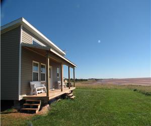 Petite Maison de Cape Rouge - Cozy, pittoresque, confortable - à droite sur la mer!