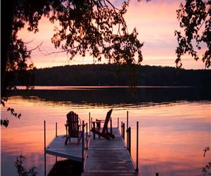 OCR - Sundown Cottage (F375) on Eagle Lake near South River, Near North, Ontario