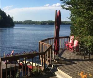 Large 3 Bdrm Executive Cottage on Wollaston Lake