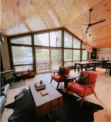 RED PINE LAKEHOUSE- NEW!! 4-Season on Beautiful Haliburton Lake