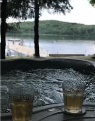 A Fall Vacation awaits you! Book a week in nov for only $600/week. Hot tub included