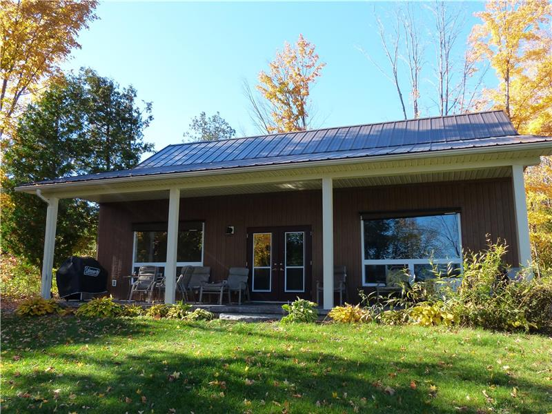 Campbellford Kawarthas Ontario Cottage Rentals Vacation - Campbellford small 1 bedroom house for rent in campbellford