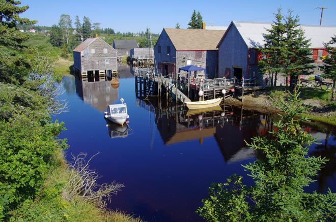 Seal Cove Beach Smokeshed Cottages Grand Manan Cottage